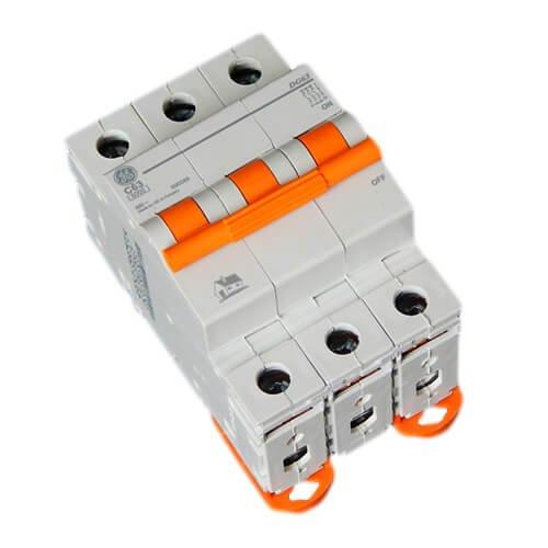 Фото Автоматичний вимикач DG 63 C63А 6kA General Electric Электробаза