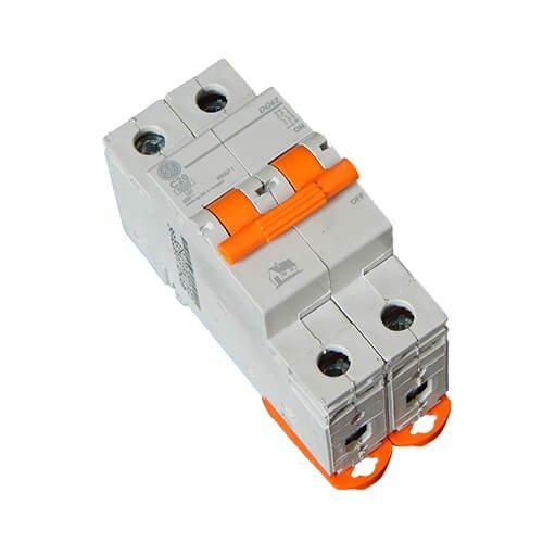 Фото Автоматичний вимикач DG 62 C20А 6kA General Electric Электробаза
