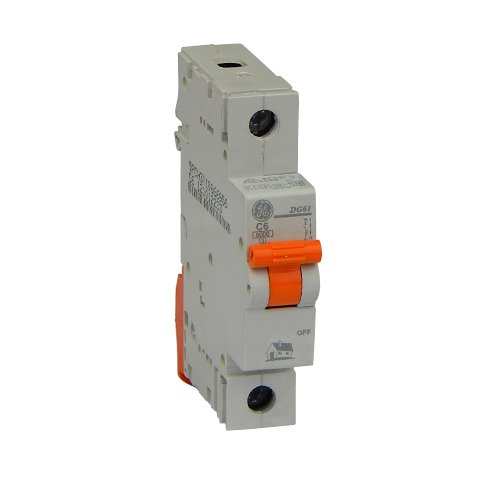 Фото Автоматичний вимикач DG 61 C06А 6kA General Electric Электробаза