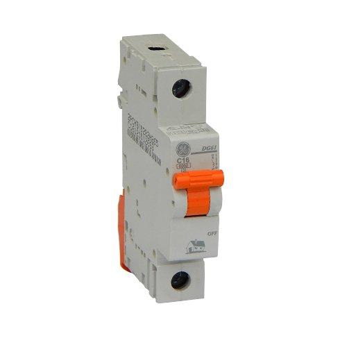 Фото Автоматичний вимикач DG 61 C16А 6kA General Electric Электробаза