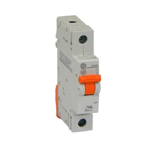 Фото Автоматичний вимикач DG 61 C32А 6kA General Electric Электробаза