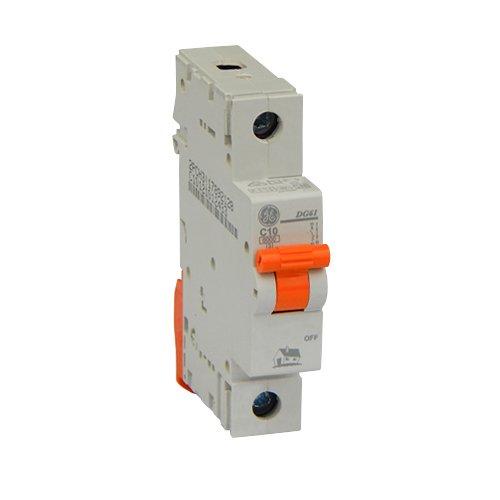 Фото Автоматичний вимикач DG 61 C10А 6kA General Electric Электробаза