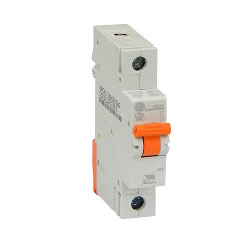 Фото Автоматичний вимикач DG 61 C50А 6kA General Electric Электробаза