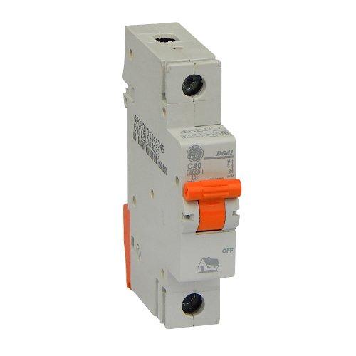 Фото Автоматичний вимикач DG 61 C40А 6kA General Electric Электробаза