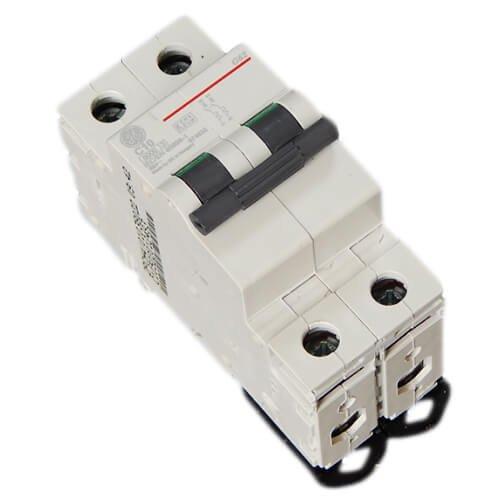 Фото Автоматический выключатель G62 C10А 6kA General Electric Электробаза