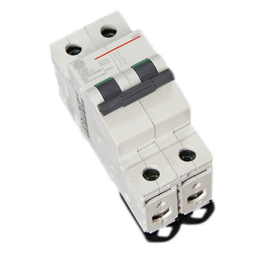 Фото Автоматический выключатель G62 C40А 6kA General Electric Электробаза