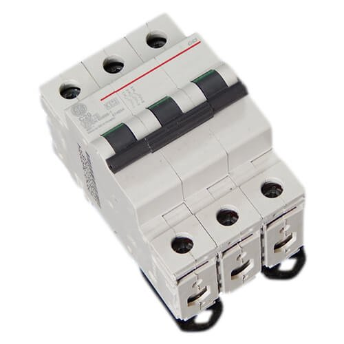 Фото Автоматический выключатель G63 C20А 6kA General Electric Электробаза
