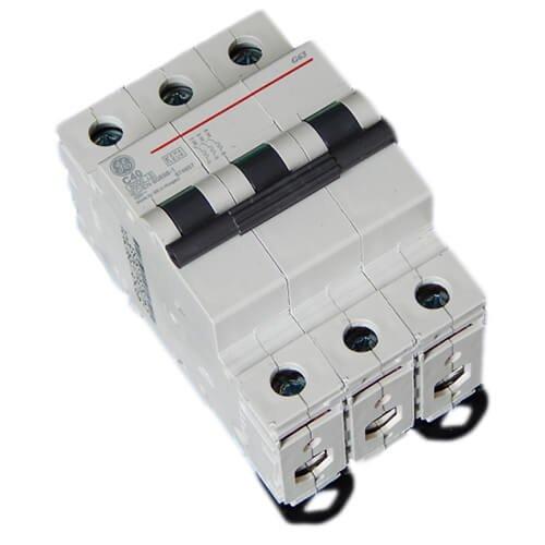 Фото Автоматический выключатель G63 C40А 6kA General Electric Электробаза