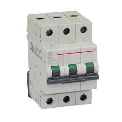 Автоматический выключатель G63 D63А 6kA General Electric