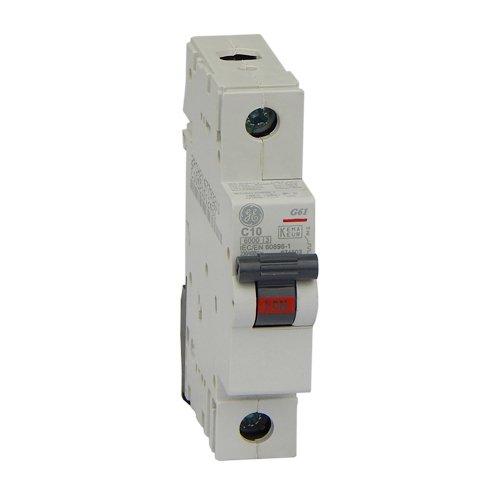 Фото Автоматический выключатель G61 C10А 6kA General Electric Электробаза