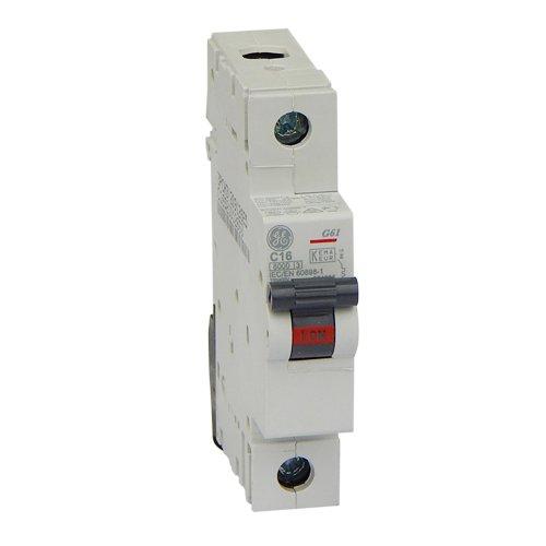 Фото Автоматический выключатель G61 C16А 6kA General Electric Электробаза