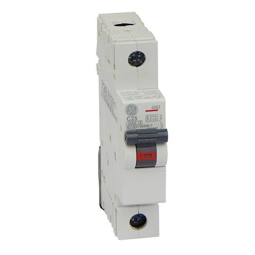 Фото Автоматический выключатель G61 C25А 6kA General Electric Электробаза