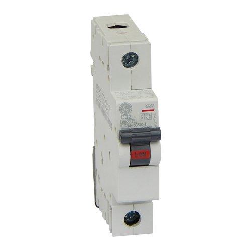 Фото Автоматический выключатель G61 C32А 6kA General Electric Электробаза