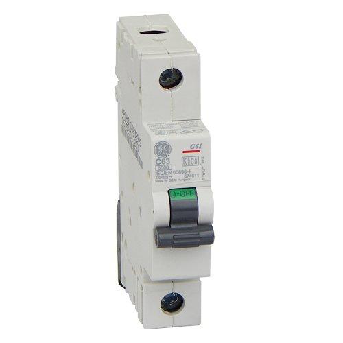 Фото Автоматический выключатель G61 C63А 6kA General Electric Электробаза