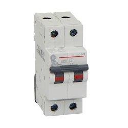 Автоматический выключатель G62 C16А 6kA General Electric