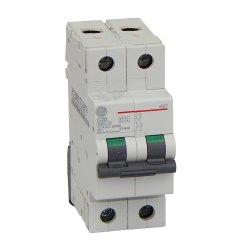 Автоматический выключатель G62 C20А 6kA General Electric