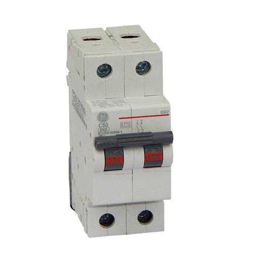 Фото Автоматический выключатель G62 C50А 6kA General Electric Электробаза