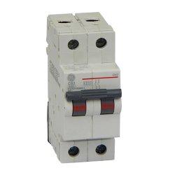 Автоматический выключатель G62 C63А 6kA General Electric