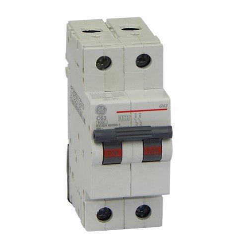 Фото Автоматический выключатель G62 C63А 6kA General Electric Электробаза
