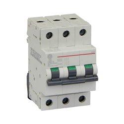 Автоматический выключатель G63 C06А 6kA General Electric