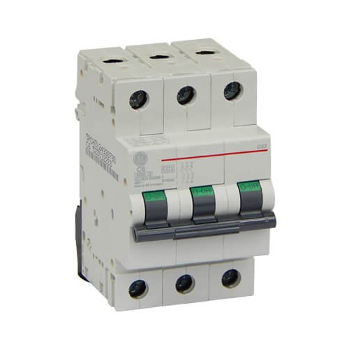 Фото Автоматический выключатель G63 C06А 6kA General Electric Электробаза