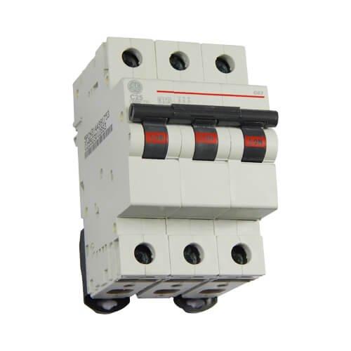 Фото Автоматический выключатель G63 C25А 6kA General Electric Электробаза