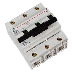 Автоматический выключатель Hti 3P 100A C 10kA General Electric