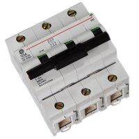 Фото Автоматический выключатель Hti 3P 125A C 10kA General Electr