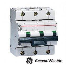 Автоматический выключатель Hti 3P 100A D 10kA General Electric