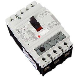 Автоматический выключатель General Electric FD160 Effective 25kA 3p 690V-160A LTM