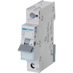 Автоматичний вимикач QC 1P 6kA C-16A 1M Hager