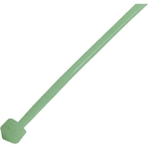 Фото Кабельна стяжка e.ct.stand.280.4.green (100шт), зелена Электробаза