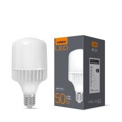Лампа LED VIDEX A118 50W E40 5000K 220V
