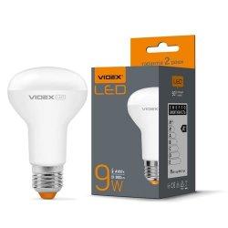 Лампа LED VIDEX  R63e 9W E27 4100K 220V
