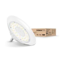 Світильник висотний LED HIGH BAY VIDEX 50W 5000K 220V білий