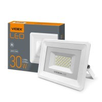 Фото LED прожектор VIDEX 30W 5000K 220V