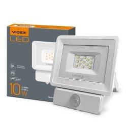 Прожектор LED  VIDEX 10W 5000K 220V (VL-Fe-105W-S) сенсорний