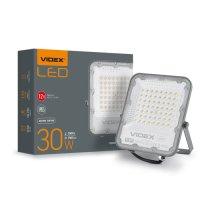 Фото Прожектор LED  VIDEX PREMIUM 30W 5000K 12-24V Gray