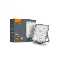 Прожектор LED  VIDEX PREMIUM 30W 5000K 220V Gray