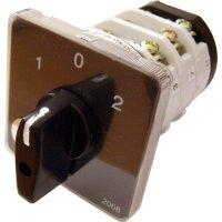 Пакетный кулачковый переключатель ПКП Е9 40А/3.833 (1-0-2 3 полюса) АСКО