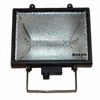 Прожектор FDL-189 1000W черный (Delux)