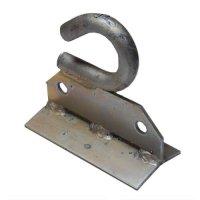 Крюк под бандажную ленту (оцинкованный) КБЛ-1 Bilmax