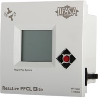 Фото Регулятор реактивної потужності PFCL-12 ELITE (на 12 ступені