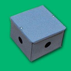 Коробка распределительная металлическая КР15 производства «Билмакс»