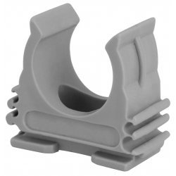 S-образна кліпса e.pipe.s.clip.stand.m.20 для труб d20мм MUTLUSAN