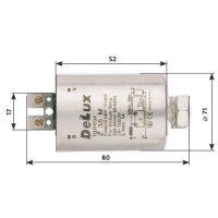 Стартер Sodium (70W-400W) Z35M пускатель (DELUX)