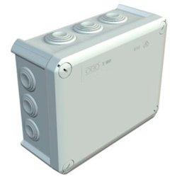 Коробка розподільча Obo Bettermann FireBox T 160 E 10-5, 190x150x77, IP 65, без отвору для введення