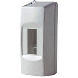 Корпус пластиковий 2-модульний e.plbox.stand.02, без дверцят