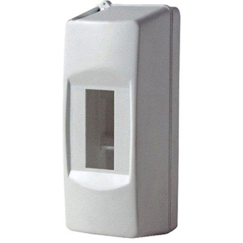 Фото Корпус пластиковий 2-модульний e.plbox.stand.02, без дверцят Электробаза