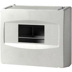 Корпус пластиковий 4-модульний e.plbox.stand.04, без дверцят